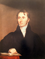 Portrait of Dr. William Ellery Channing